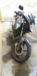 Vendo moto apache150. por apenas 1.800 - 2013