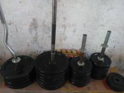 Itens de Musculação