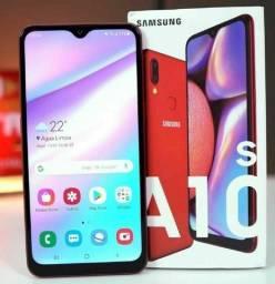 Samsung A10s NOVOS Embalagem LACRADA