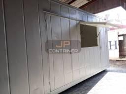 Lanchonete em Container 15m² Pronta para trabalhar