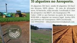Oportunidade - Fazenda de 35 alqueires em Guarapuava - Aeroporto