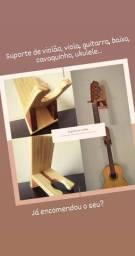 Suporte para Violão/Guitarra/baixo/ukulele etc.