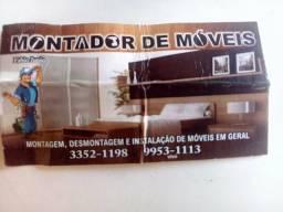 Montador de móveis Contagem e região