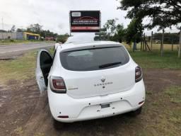 Sucata Renault Sandero EXPR 10 2018/2018