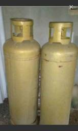 Molezinha cilindro de gás 45 kg