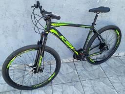 Bicicleta aro 29 Nova! Alumínio Shimano mega range