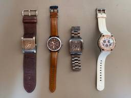 Relógios diversos originais