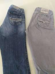 Calça Jeans Sawary levanta bumbum (cada)