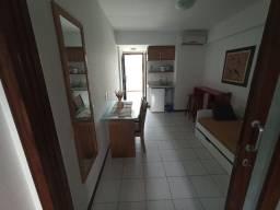 Araça Flat - Ponta Negra - Beira mar - Mobiliado
