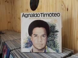 Vinil Coleção Agnaldo Timóteo.