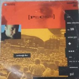 Ld Laser Disc - Phil Collins Seriously Live