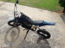 Mini moto cross 125cc