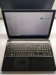 Notebook Acer 4gb Intel i3 500GB HD