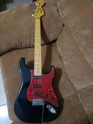 Guitarra tagima t635 hande made Brasil das  antigas top (leva amplificador de brinde)