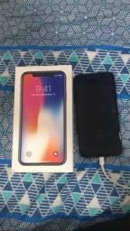 Vendo ou troco iPhone X