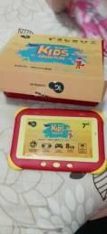 Troco tablet kids sem uso novo !!! Por celular. Que esteja em otimo estado também!