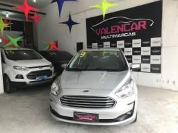 Ford KA SE 1.0 Sedan Manual 2019. Entrada à Partir de R$ 1.000,00