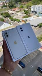 IPhone 11 64gb Branco Novo / Lacrado