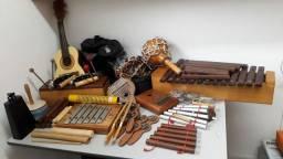 Instrumentos musicais vários preços