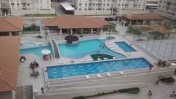 _ Alugo Apartamento 2 Quartos / Suíte Villagio Laranjeiras / Vaga de garagem coberta