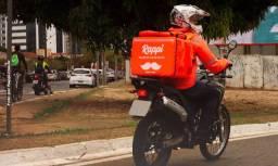 Vaga para entregador/motoboy
