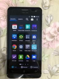 Vendo lindo smart phone Assus A501 16 gigas de memória 2 de ham