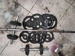 Anilhas de ferro fundido