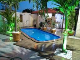 Casa Piuma com piscina