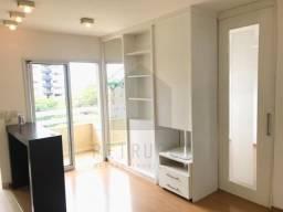 Apartamento para alugar com 1 dormitórios em Cambuí, Campinas cod:AP002995