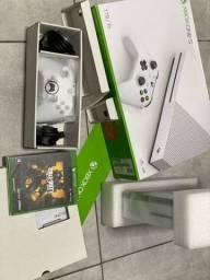 Xbox one s 1 tb novo sem uso com garantia