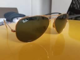 Óculos Ray Ban aviador - Original (Barbacena - MG)