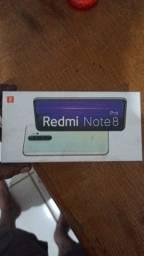 Vendo xiaome redmi note 8 pro 128 GB e 6 de ram