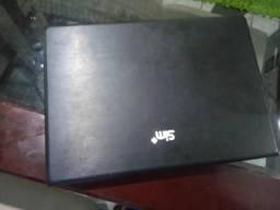 Notebook sim+ com cabo flat queimado .leia a descrição comprar usado  João Pessoa