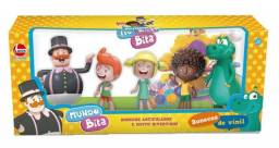 Mundo Bita Familia De Bonecos Em Vinil Da Líder Brinquedos