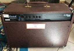 Caixa Amplificada Marshall AS50D acústica 50W 2x8 para Violão, usado comprar usado  Brasilia