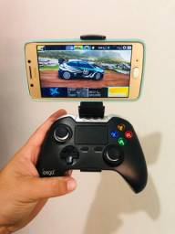 Controle Ipega 3 em 1. Bluetooth