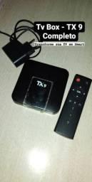 Tv box TX9 4K 64gb