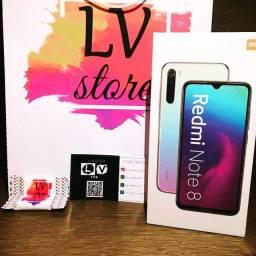 Redmi Note 8 Lacrado 64Gb Branco
