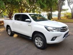 Toyota Hilux Diesel 2.8 tdi srv cd 4x4 (Aut) 2018 (88mil KM) (Na Garantia) (Aceito Oferta)