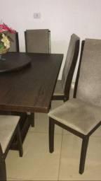 Mesab8 cadeiras R$800