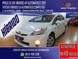 Toyota Prius 1.8 16v Híbrido 4p Automático Completo C/ Start Stop