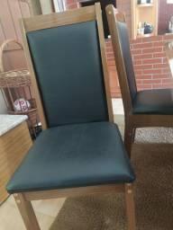 Mesa de 8 cadeiras
