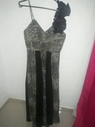 Vendo vestido de festa novo tam G
