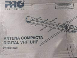 Antena digital completa, nova