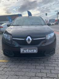 Renault Sandero Expression 1.0 2019 - Baixo km!