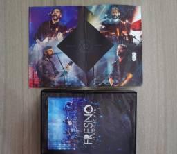 DVD Fresno 15 Anos Ao Vivo