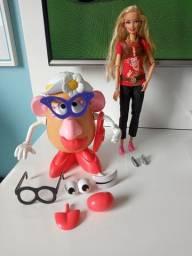Sra batata é barbie toy story