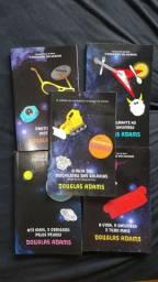 Coleção mochileiro das galáxias