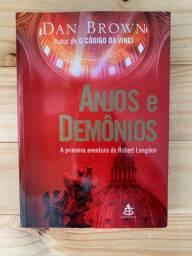 Anjos e demônios - livro