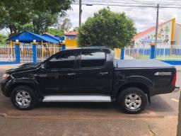 Hilux SRV, aut- 2008 - R$ 78.000,00